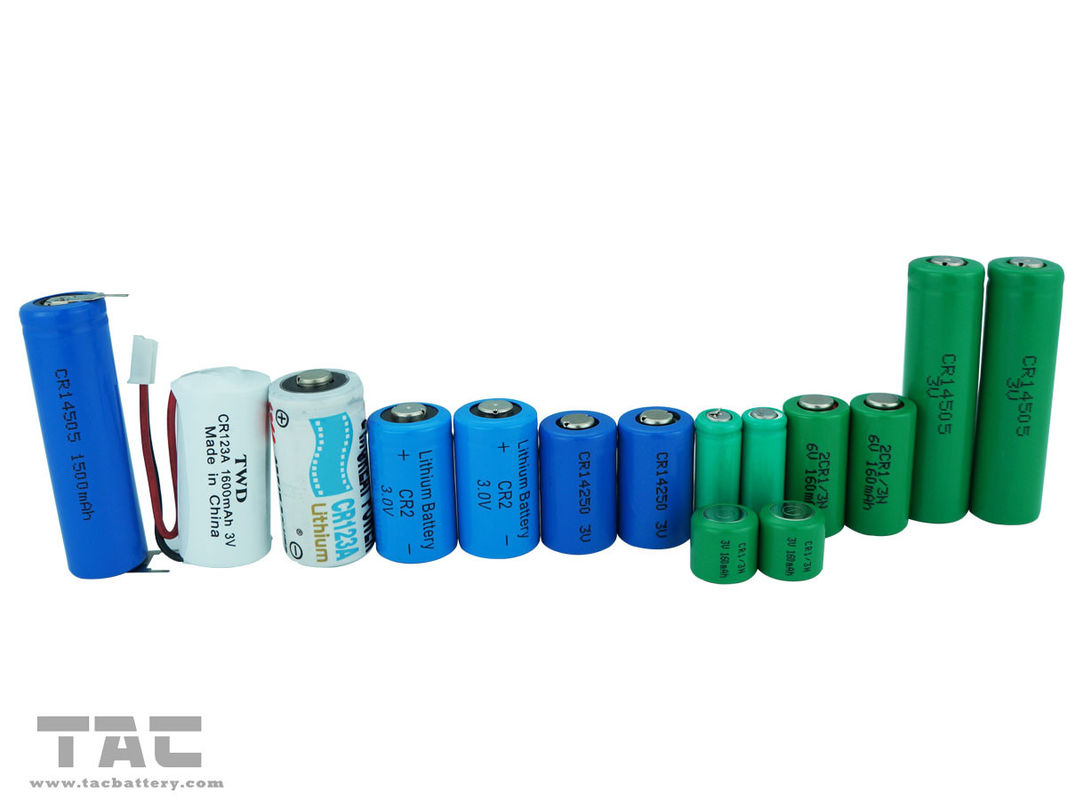 Stable operating voltage 3.0V CR2 Primary Li-Mn Battery for Cammera