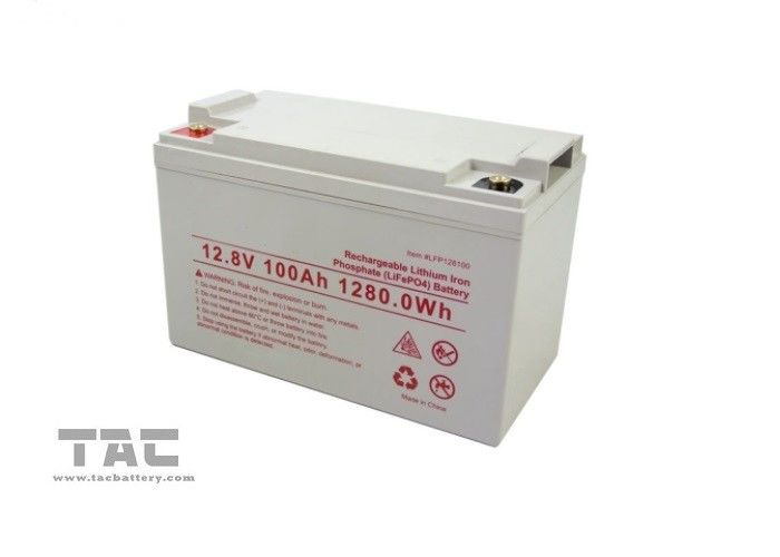 Deep Circle Solar 12V LiFePO4 Battery Pack 200AH Similar With VRLA