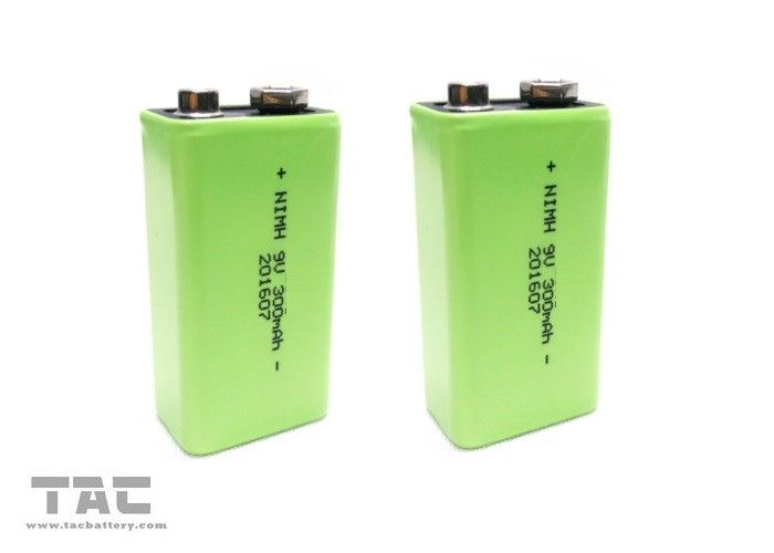 Nimh Rechargeable Batteries 9V 230mAh  Batteries With Charger For  Microphone