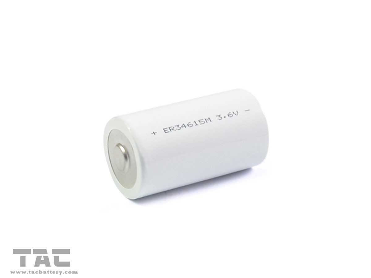 Bobbin 3.6V non-Rechargeable Lithium Battery 19000mAh D33.1mm x H61.5mm